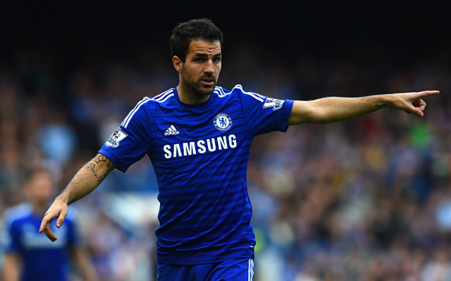 (Video) Ex-Arsenal midfielder Cesc Fabregas claims Gunners fans still love him