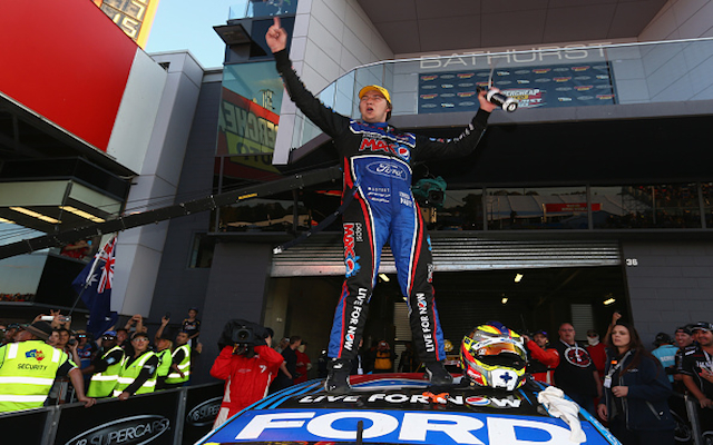 (Video) Bathurst 1000: Relive the epic final two laps of Ford's win at Mount Panorama