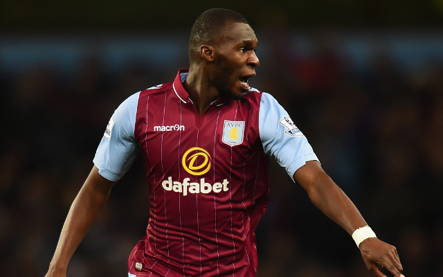 Liverpool v Aston Villa: Benteke says opponents should be scared of him