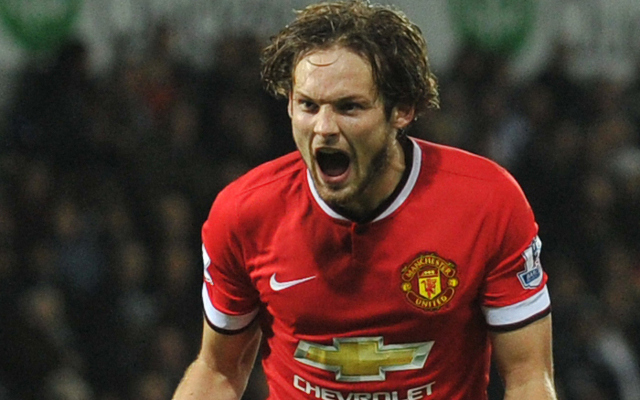 Player ratings for Manchester United's 3-1 over Leicester City: Dominant Daley Blind the catalyst