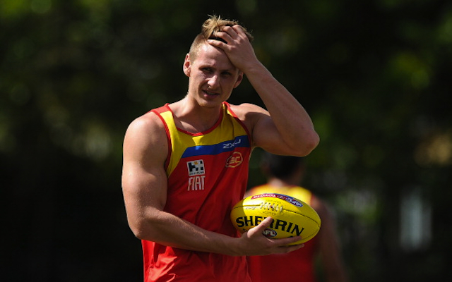 Gold Coast Suns ruckman requests trade, Port Adelaide looming as likely destination
