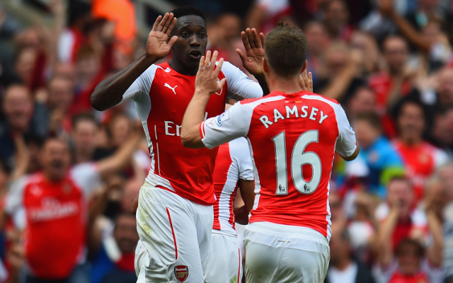Mind-blowing Arsenal XI made up entirely of British Gunners