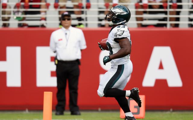 Philadelphia Eagles running back felt betrayed by Saints trade