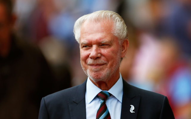 West Ham chief strongly hints at desire to sign former Arsenal star