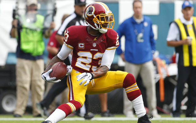 Goof of the year: Washington Redskins CB tore his Achilles making pizza