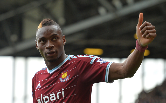 Liverpool target move for prolific West Ham striker Diafra Sakho