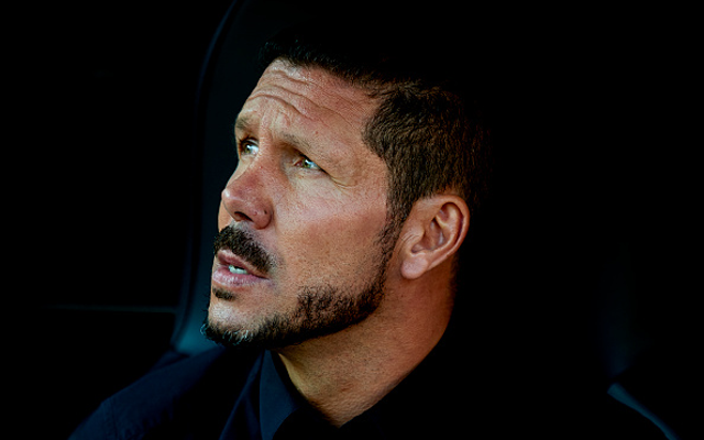 Man City monitor Diego Simeone as Atletico Madrid contract talks stall
