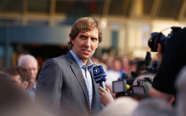 EuroBasket 2015: Dirk Nowitzki commits to play for Germany