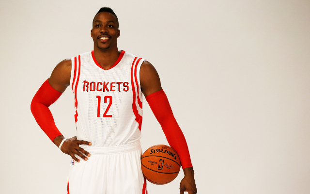 Houston Rockets C Dwight Howard considered probable for Game 3