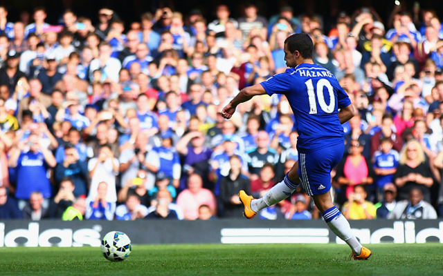 Chelsea player ratings v QPR: Eden Hazard and Oscar impress for solid Blues