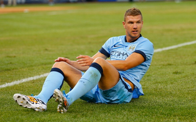 Dzeko Chelsea: Blues eye shock Man City raid in summer transfer window