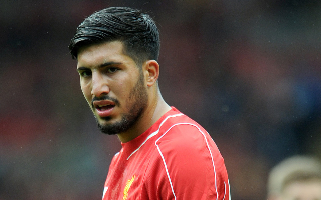 Football legend highly critical of Emre Can display in Liverpool win (video)