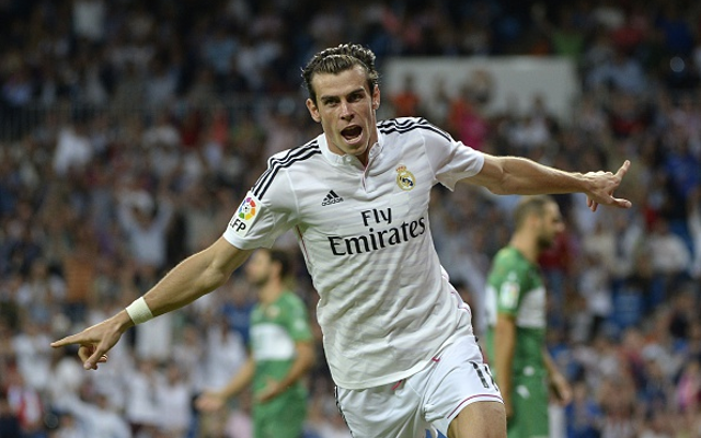 Gareth Bale Real Madrid goal