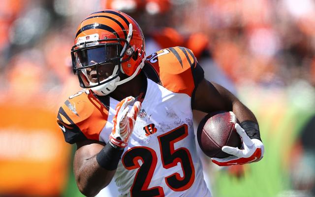 (Video) Wow! Cincinnati Bengals RB Gio Bernard scores 89-yard touchdown