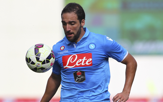 Arsenal to miss out on striker target as Liverpool close in on £30m Higuain deal