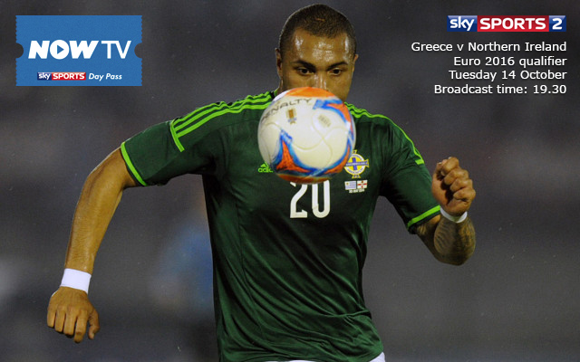 Private: Greece v Northern Ireland: Live stream guide Euro 2016 qualification preview
