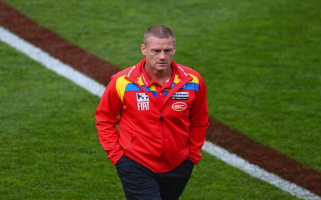 UPDATE: Gold Coast Suns confirm sacking of coach Guy McKenna