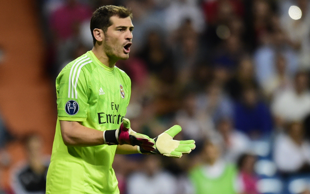 Arsenal target Real Madrid goalkeeper as Petr Cech talks drag on