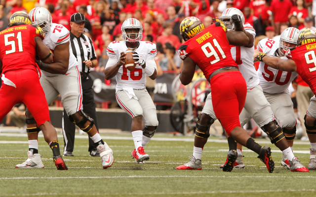 CFB Week 6: #20 Ohio State destroys Maryland, 52-24