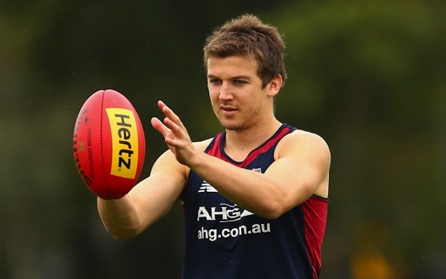 Paul Roos denies fall out between Melbourne and Jack Trengove after failed Richmond trade