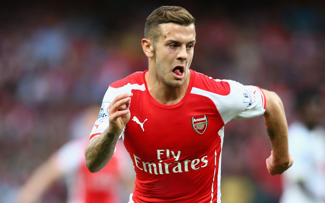 Fresh injury blow for Arsenal as Arsene Wenger reveals Jack Wilshere is a doubt for Burnley clash