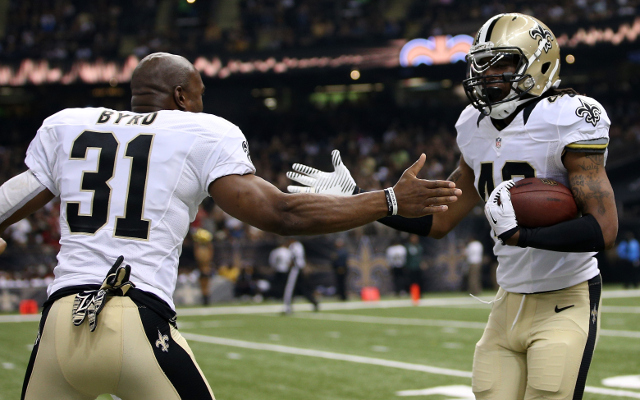 New Orleans Saints place safety Jairus Byrd on injured reserve
