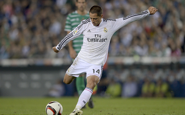Real Madrid snub chance to sign Javier Hernandez