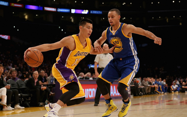 Jeremy Lin wants to stay with the Los Angeles Lakers next season