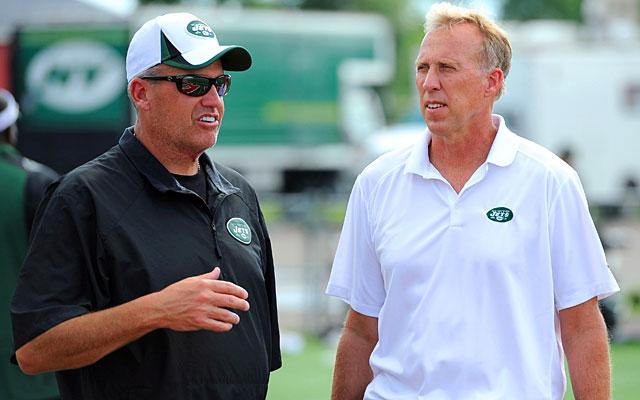 OPINION: New York Jets GM John Idzik, not HC Rex Ryan, should be fired