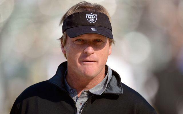 Jon Gruden says he will not return to coaching in NFL