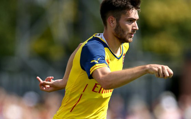 (Video) Arsenal loanee Jon Toral nets impressive hat-trick