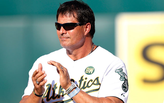 Controversial MLB legend Jose Canseco accidentally shoots self in hand