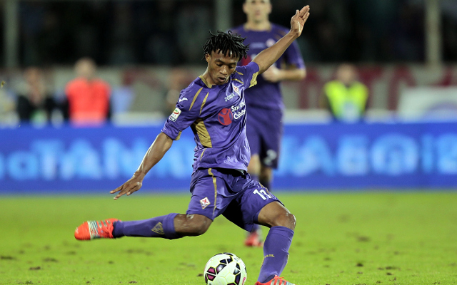 Chelsea must shell out £26.8m buyout clause to secure Cuadrado signing