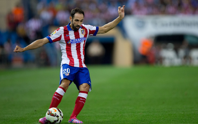 Atletico Madrid star reveals he rejected a move to Arsenal twice