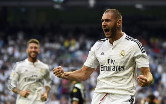 Liverpool line up £50m super bid for Real Madrid striker Karim Benzema