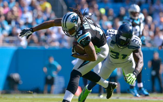 (Video) Wow! Carolina Panthers WR Kelvin Benjamin makes tiptoe catch