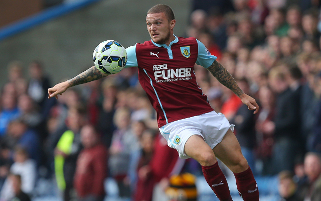 Kieran Trippier Burnley