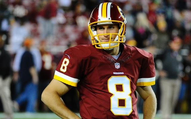 RUMORS: Washington Redskins may start QB McCoy over Cousins