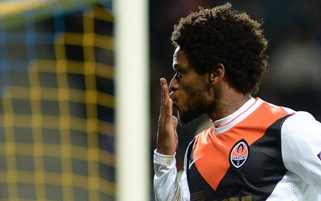 Chelsea line up double raid on Shakhtar Donetsk stars Luis Adriano and Douglas Costa