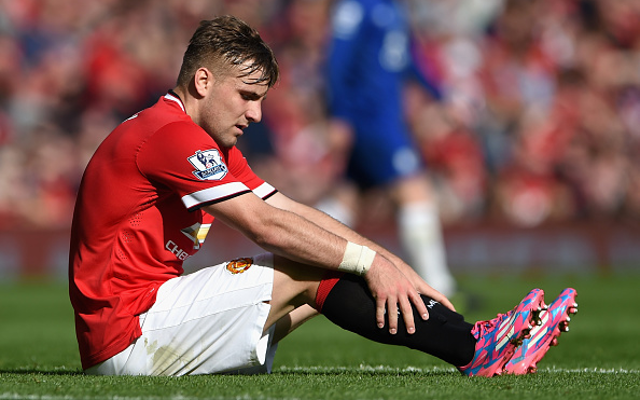 More bad news for Manchester United as another defender is injured