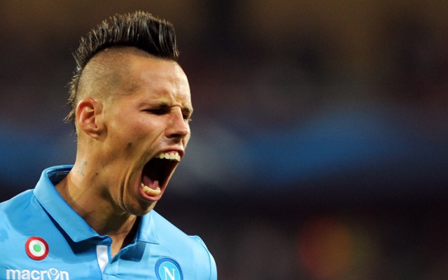 Marek Hamsik goal video: Luxembourg 0-1 Slovakia – Stunning strike from Napoli ace