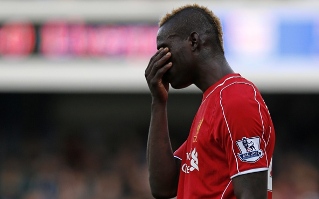 Mario Balotelli set for quick Liverpool exit as Napoli line up tempting big-money bid