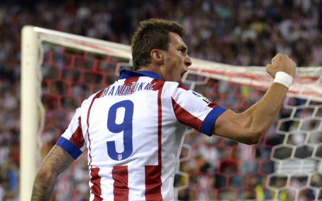 Mario Mandzukic linked with outrageous Man City move