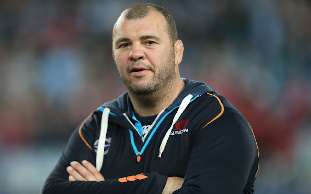 BREAKING: Michael Cheika announced as new Wallabies head coach following Ewen McKenzie's resignation