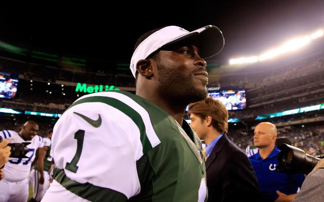 BREAKING: New York Jets name Michael Vick Week 9 starting quarterback