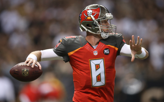 Tampa Bay Buccaneers to stick with Mike Glennon as starting QB