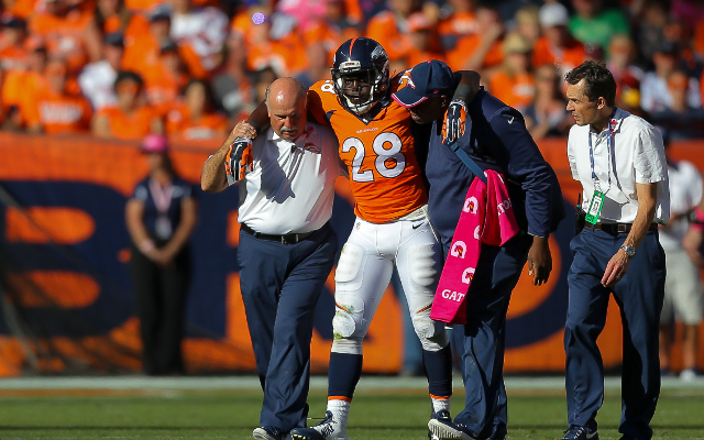 Denver Broncos running back expected to miss significant time