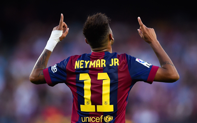 Neymar's father SPEAKS OUT over son's Man United transfer speculation