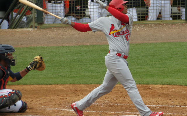 Private: MLB stars pay tribute to Cardinal's Oscar Taveras following tragic death this weekend