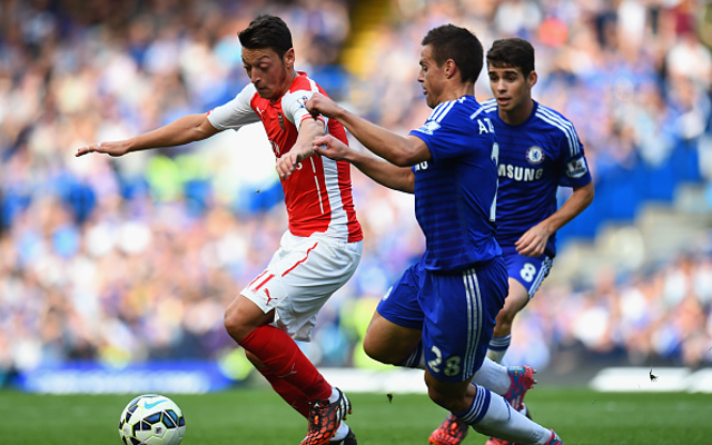 Arsenal & Chelsea stars lead European attacking midfield list